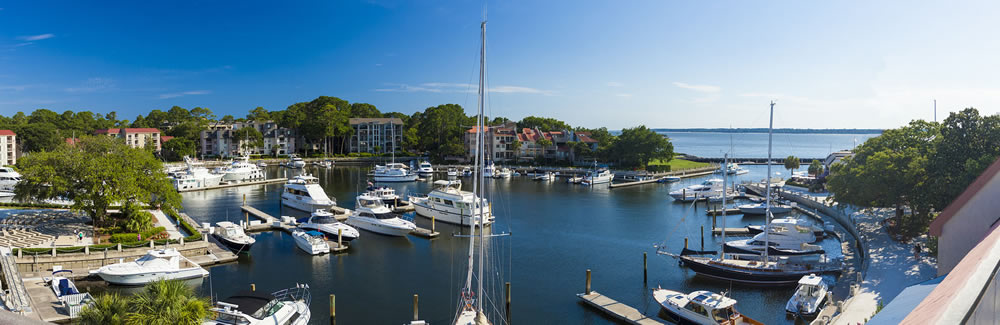 Harbour Town Hilton Head Island Marinas